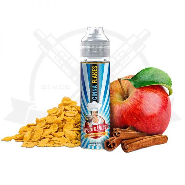 Cream Queen Cinna Flakes 20ml Aroma