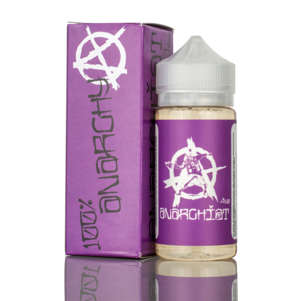 Anarchist - Purple 100ml Liquid