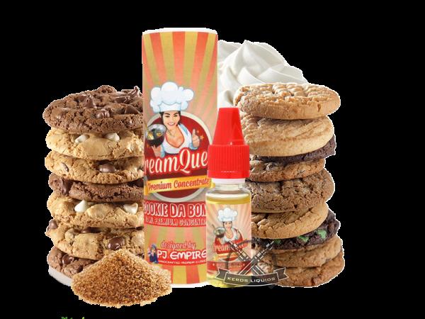 PJ Empire - Cream Queen - Cookie Da Bomb