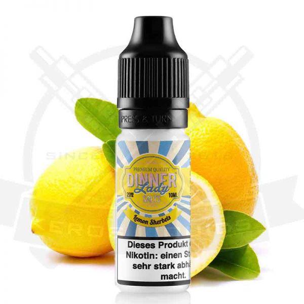 Dinner Lady Lemon Sherbets Nikotinsalz 20mg