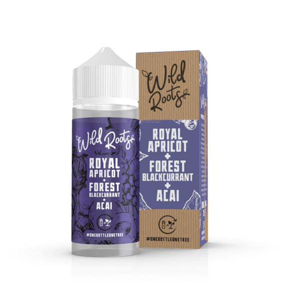 Wild Roots - Royal Apricot 100ml Liquid