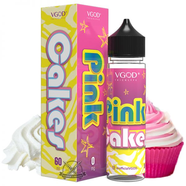 VGOD - Pink Cakes Plus