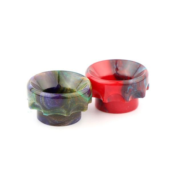 Wave Resin Widebore Drip Tip