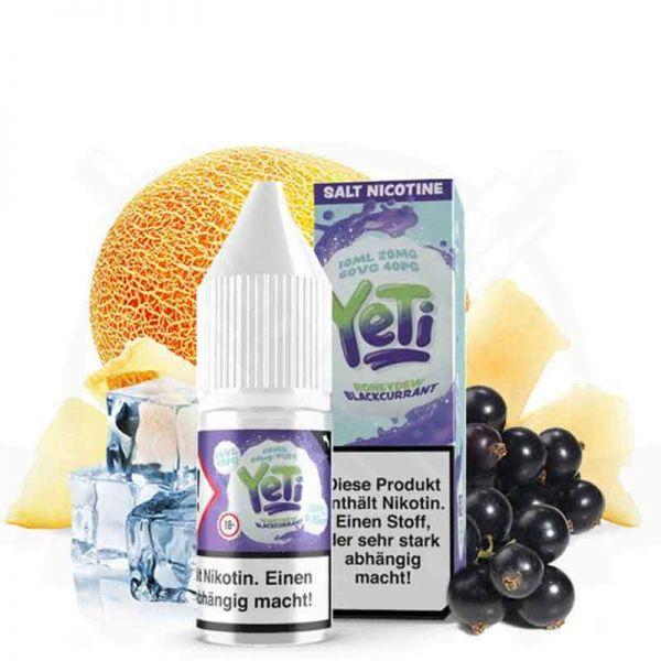 Yeti - Honeydew Blackcurrant 20mg Nikotinsalz