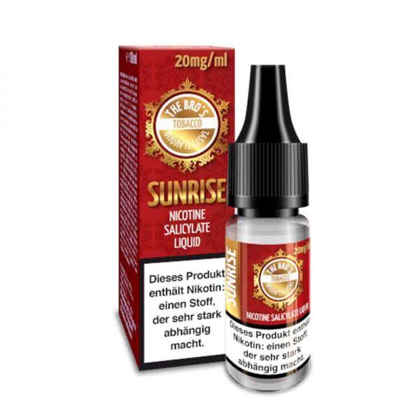The Bro`s Sunrise Nikotinsalz Liquid 20mg
