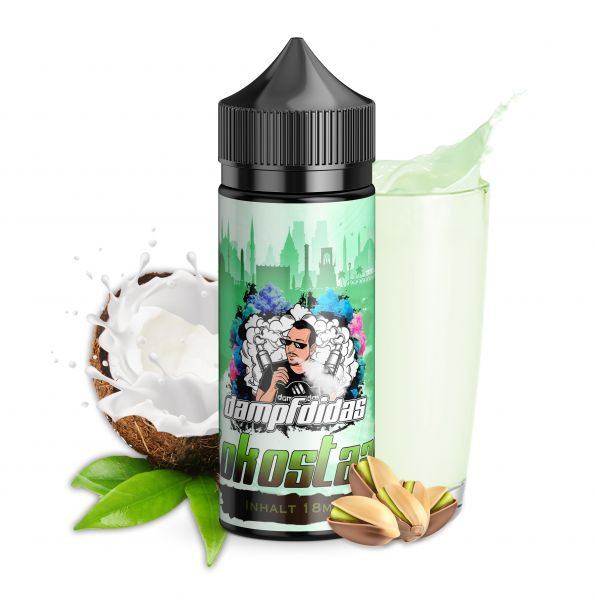 Dampfdidas - Kokostazie 18ml Aroma