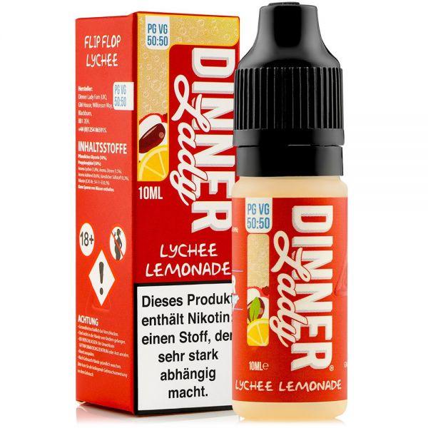 Dinner Lady - Lychee Lemonade Liquid 10ml