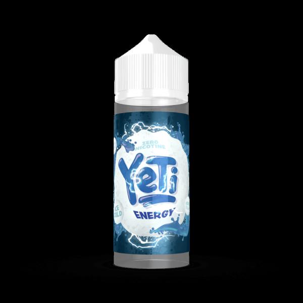 Yeti - Energy 100ml Liquid