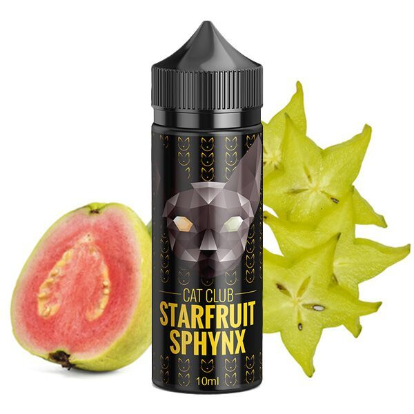 Cat Club Star Fruit Sphynx Aroma 10 ml