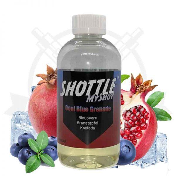 Shottle MyShot Cool Blue Grenade 50ml Aroma