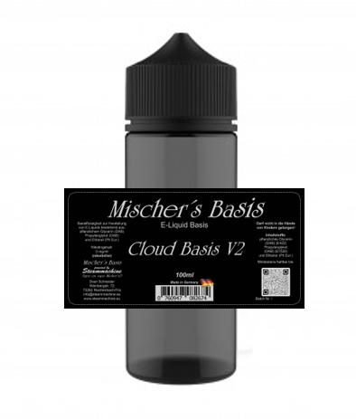 Mischer`s Cloud Basis V2 - 100ml - 120ml Chubby Gorilla