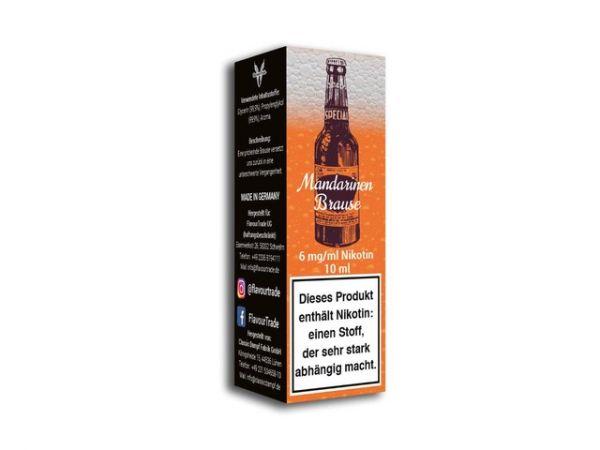 Flavour Trade - Mandarinen Brause 10ml Liquid