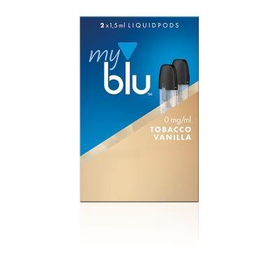 My Blu - Tobacco Vanilla Liquidpod
