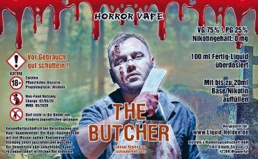 Horror Vape - The Butcher - 100ml