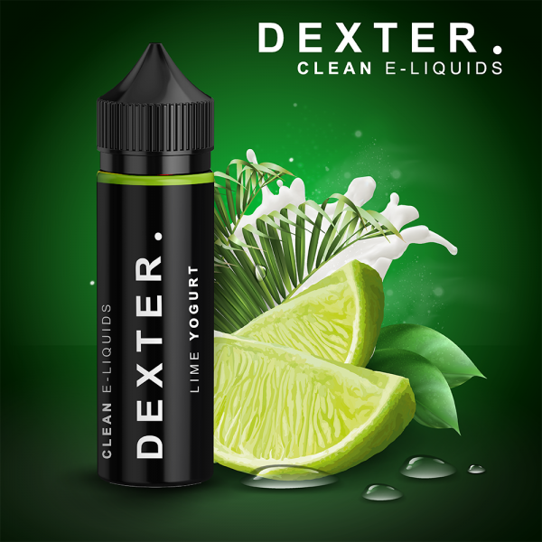 Dexter. - Lime Yogurt 15ml Aroma