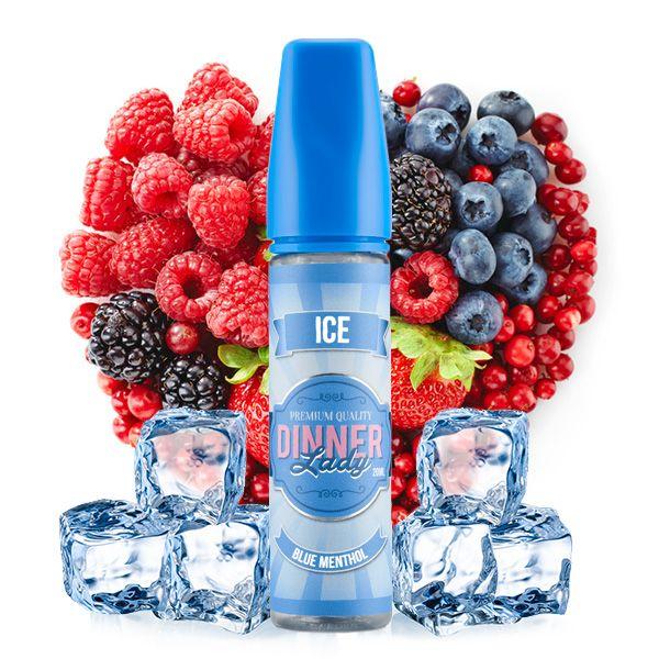 Dinner Lady Ice - Blue Menthol 20ml Aroma