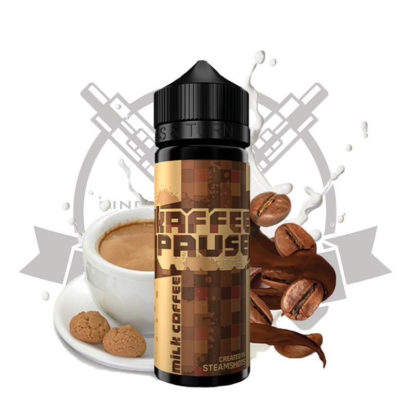 Steamshots-Kaffepause