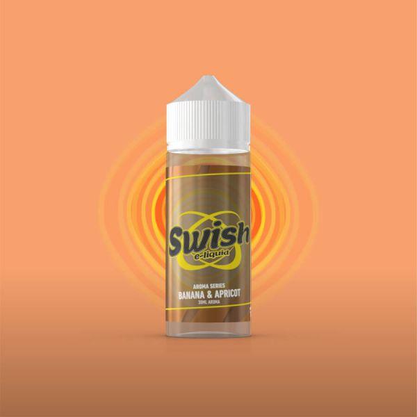 Swish - Banana und Apricot 30ml Aroma