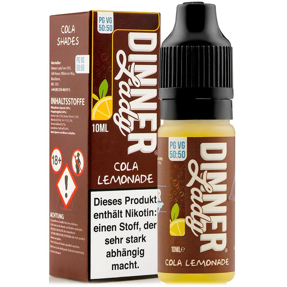 Dinner Lady Cola Lemonade Liquid 10ml