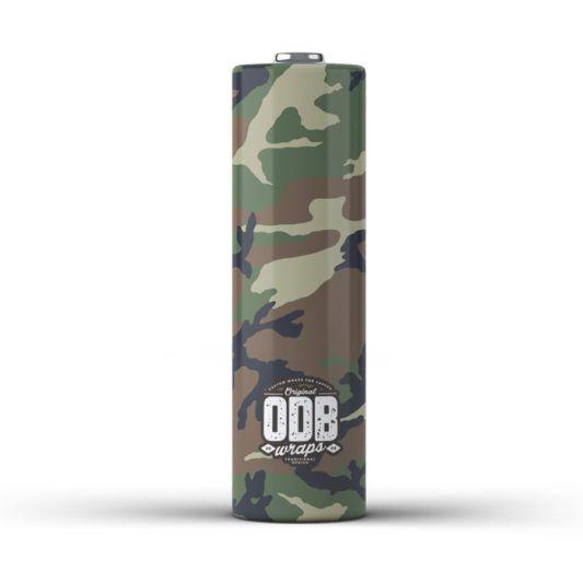 ODB Wraps - Camo
