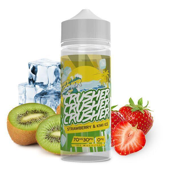 Crusher - Strawberry Kiwi Ice 100ml Liquid
