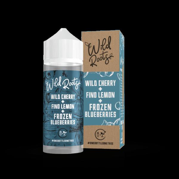 Wild Roots - Wild Cherry 100ml Liquid