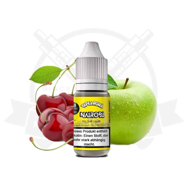 Vape-a-Aroma-Nairobi-Nikotinsalz-Liquid