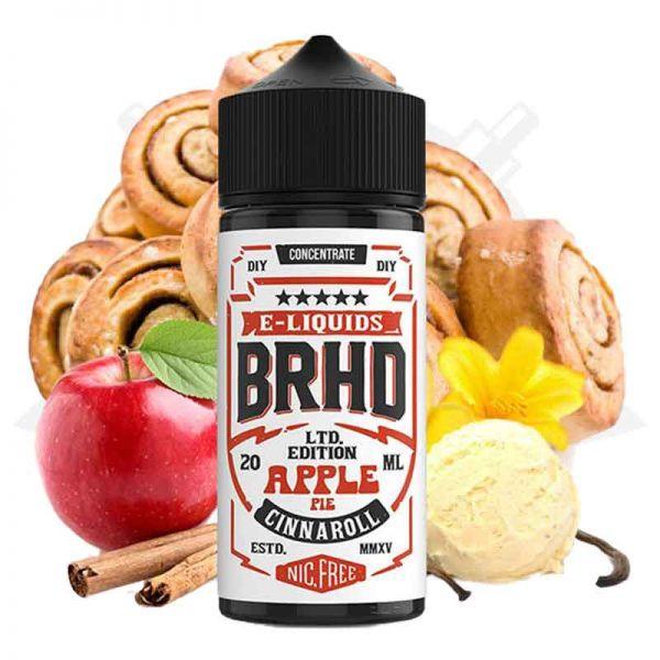 Barehead - Apple Pie Cinnarol 20ml Aroma