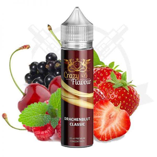 Crazy Flavour Drachenblut Classic Aroma 20ml