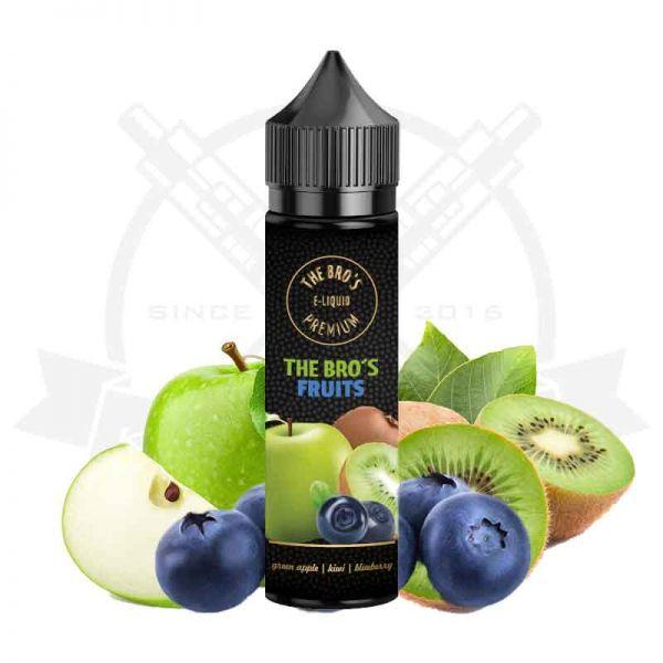 The Bro`s Fruits Green Apple Kiwi Blueberry Aroma