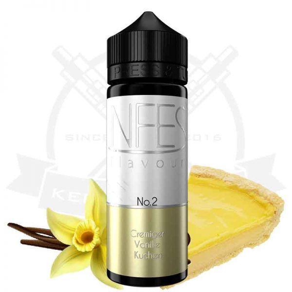 NFES - No.2 Vanille Kuchen Aroma