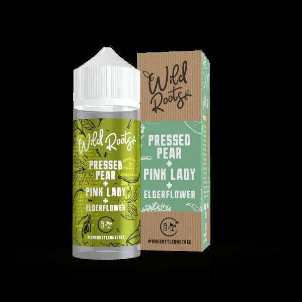 Wild Roots - Pressed Pear 100ml Liquid