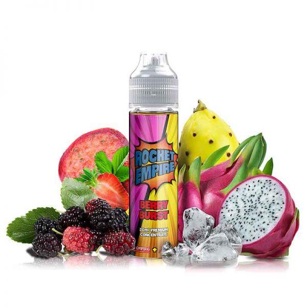 Rocket Empire Berry Burst Aroma