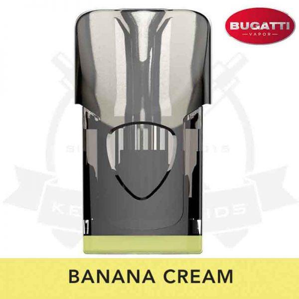 Bugatti Pod Mango Banana Cream