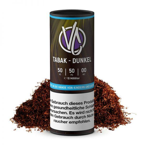 VC Liquid - Tabak-Dunkel