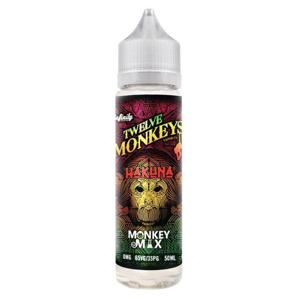 Twelve Monkeys - Hakuna - Plus