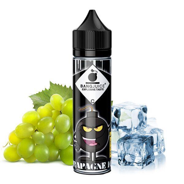 Bang Juice - Grapagne Ice Aroma